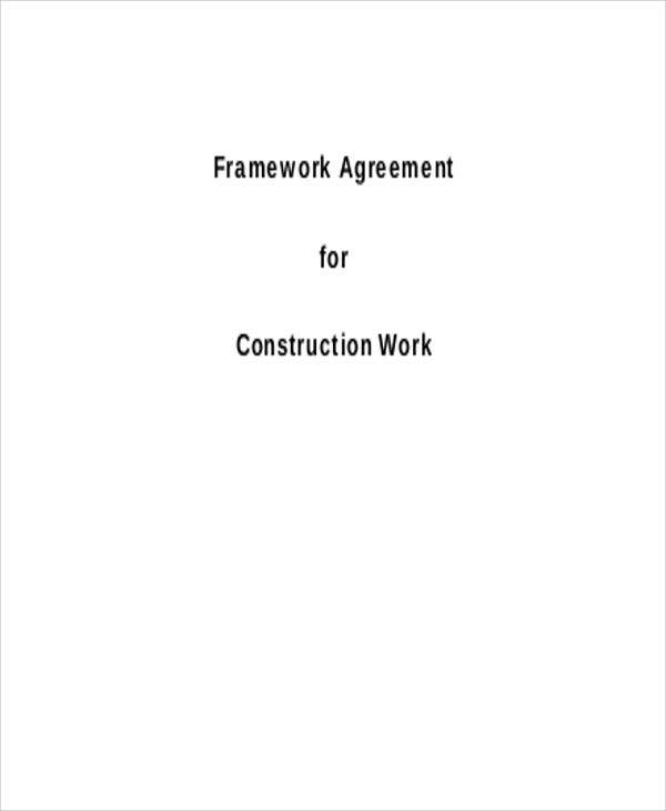 construction framework