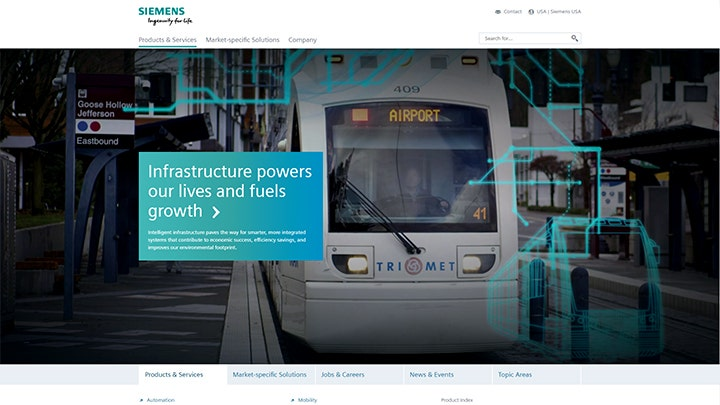 corporate-website-siemens-company-home