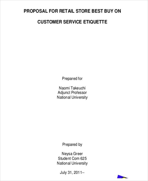 customer etiquette