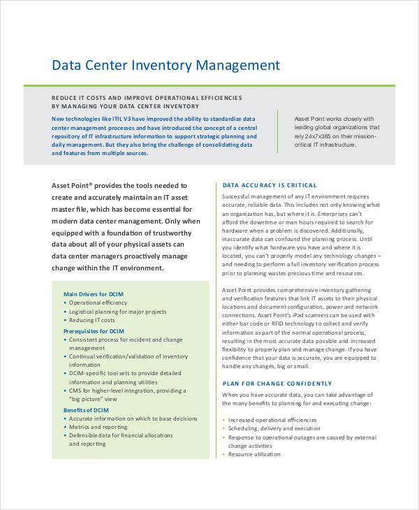 data center it