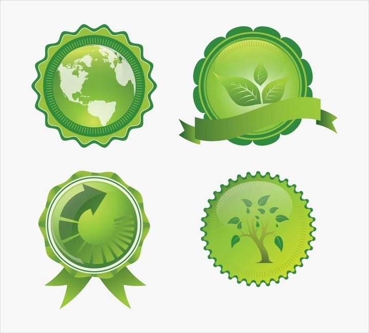 earth-conservation-badges
