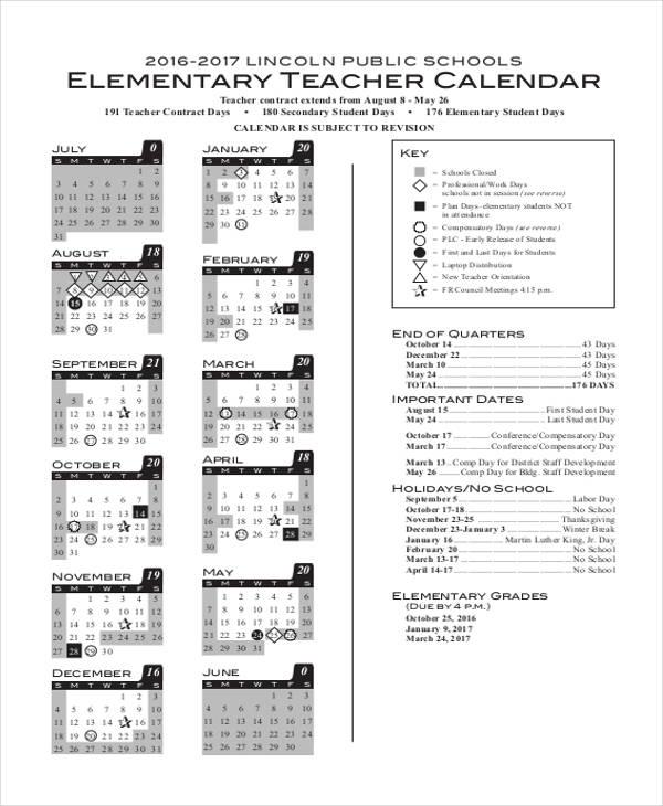 Calendar Templates  Free  Premium Templates