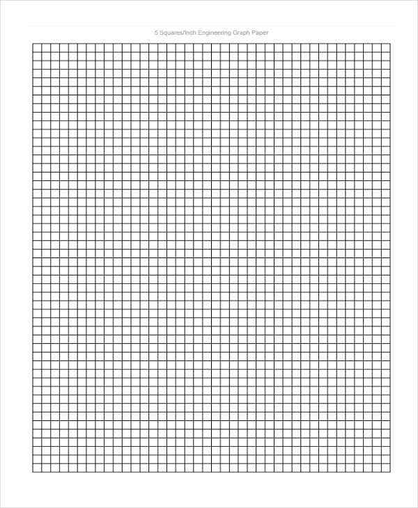 engineering graph paper2