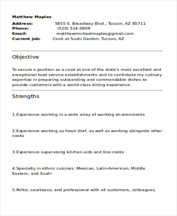 Experienced Resume Template Resumeok Com