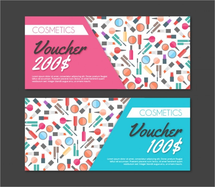 Coupon Design Template Download