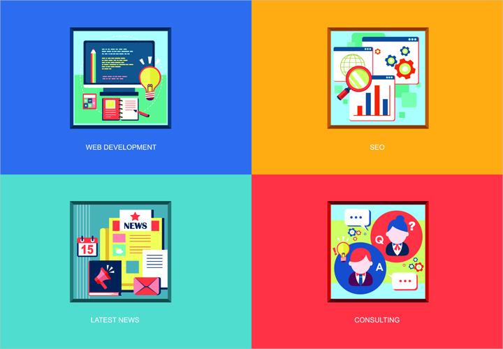 flat-infographics-icons