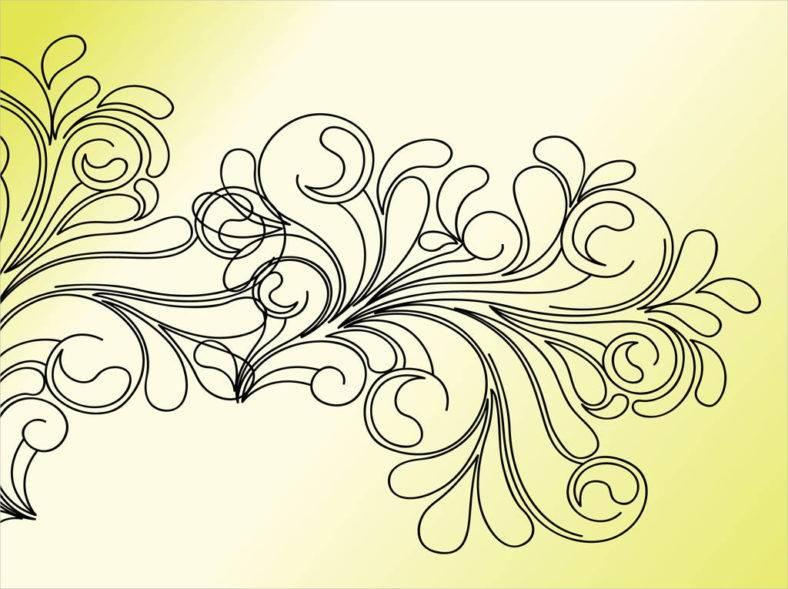 flower-swirls-clip-art