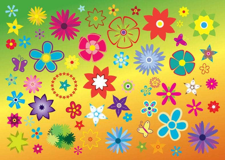 flowers-vector-clip-art