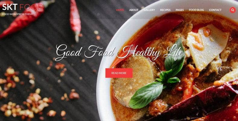 food catering wordpress theme 788x402