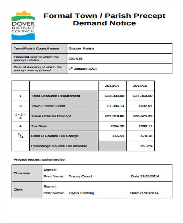 formal notice1