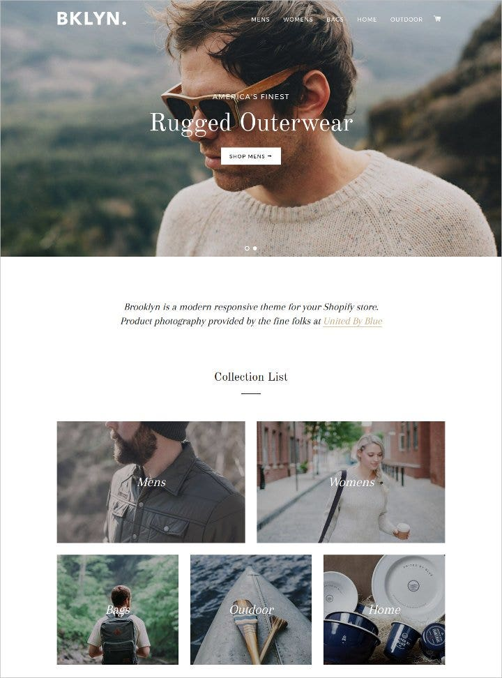 free-modern-responsive-theme