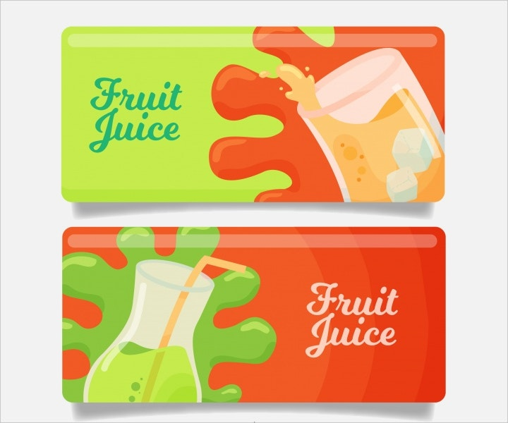 fruit-juice-banners