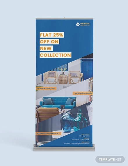 Modern Furniture Ad Banners - PSD, AI, EPS Vector | Free ...