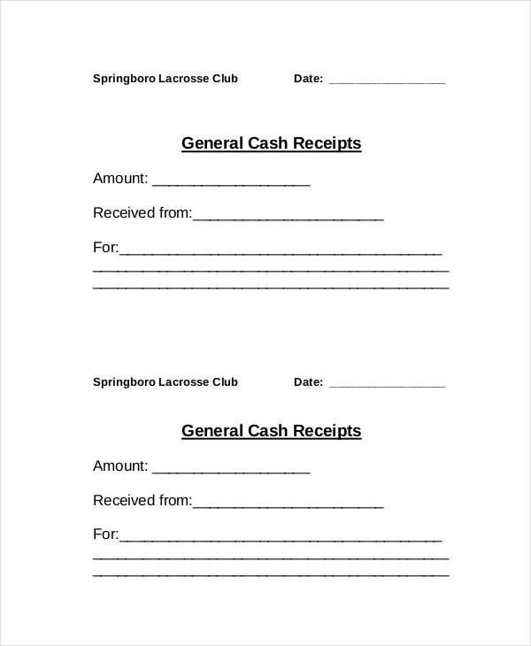 general cash