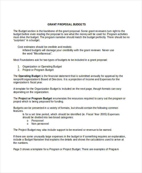 grant budget1