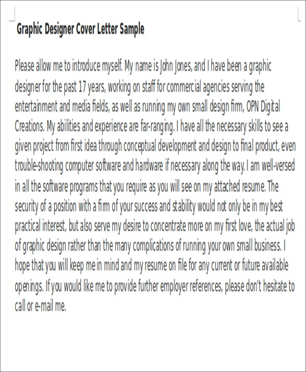 graphic design cover letter2