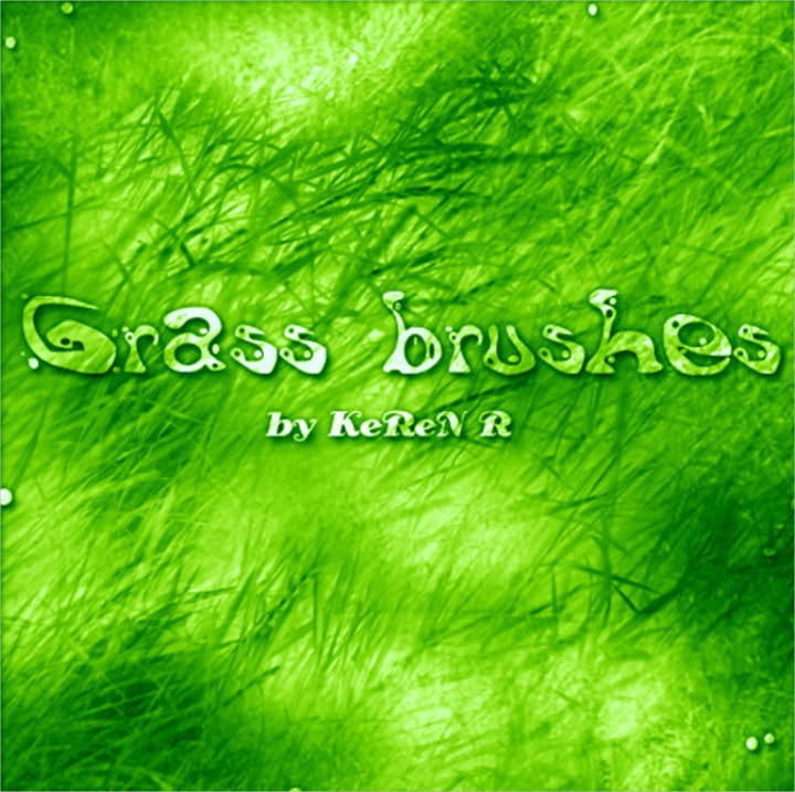 grass-brushes