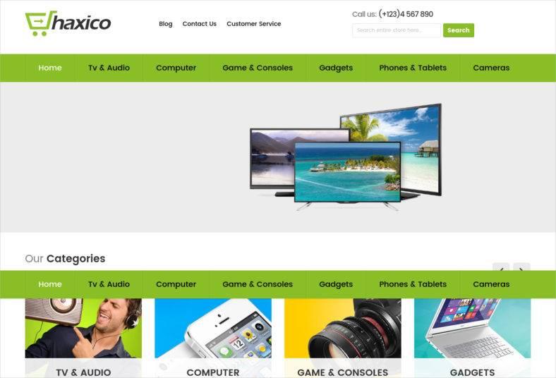 haxico-technology-responsive-magento-theme