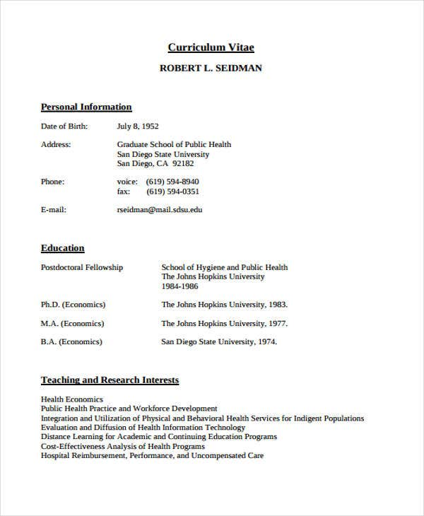 10  information technology resume templates