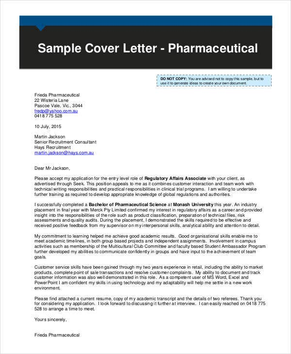 Awesome Healthcare Cover Letter