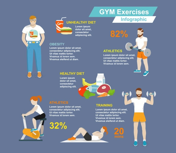 healthy-lifestyle-infographic