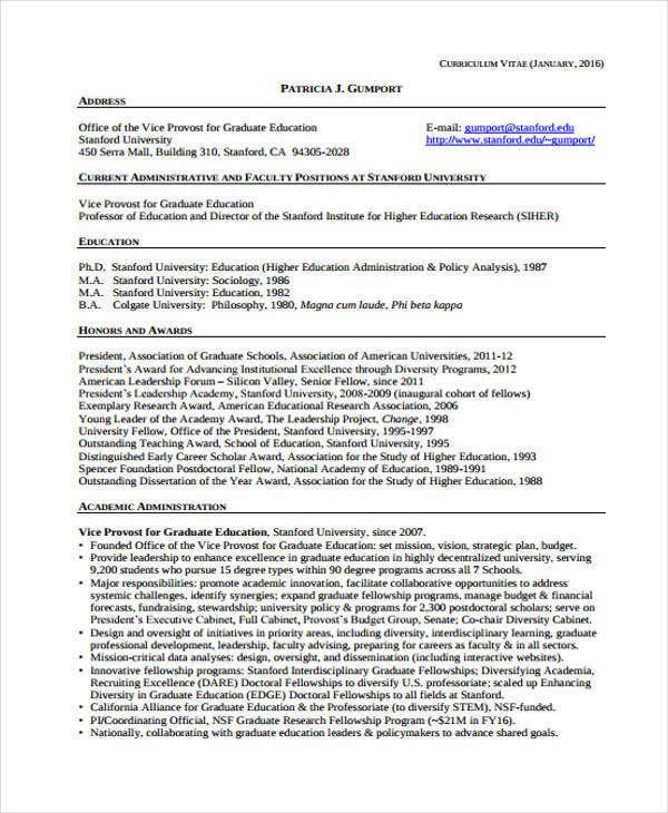 15  basic education resume templates