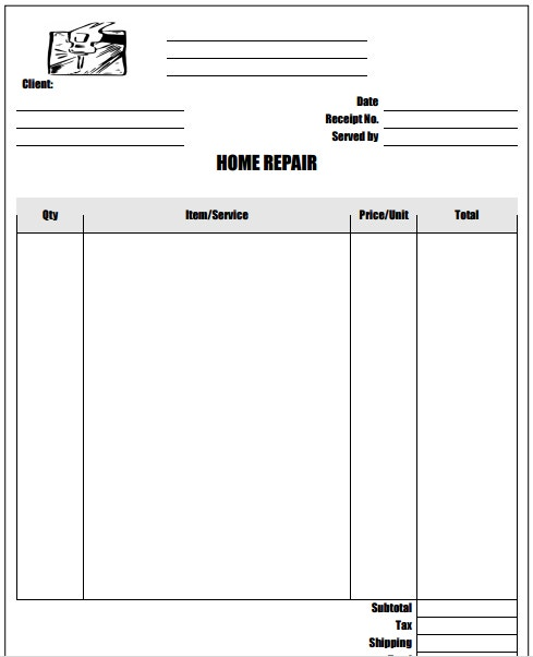 Home repair template idealstalist home repair template thecheapjerseys Image collections