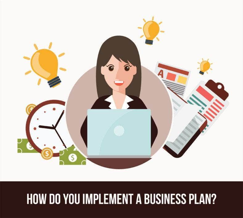 how-do-you-implement-a-business-plan