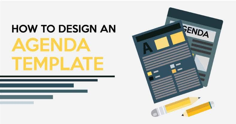 how-to-design-an-agenda-template