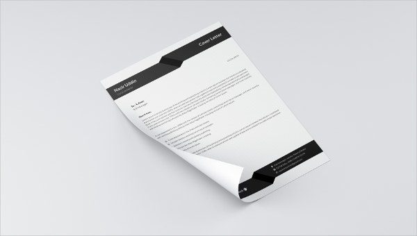 how to send an email cover letter