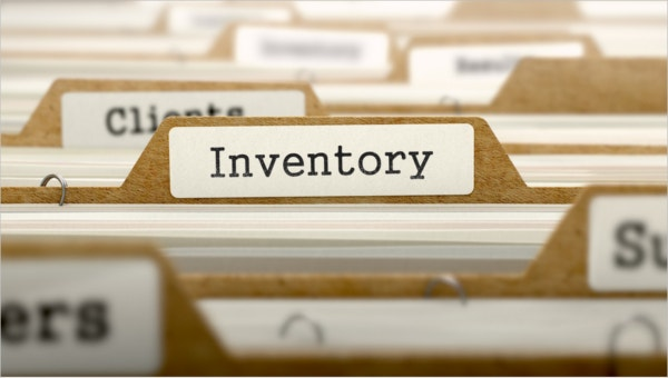 it inventory templates sample example