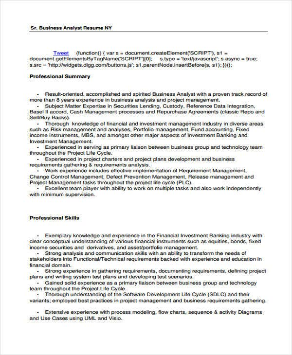 Printable Information Technology Resume Templates  Pdf Doc