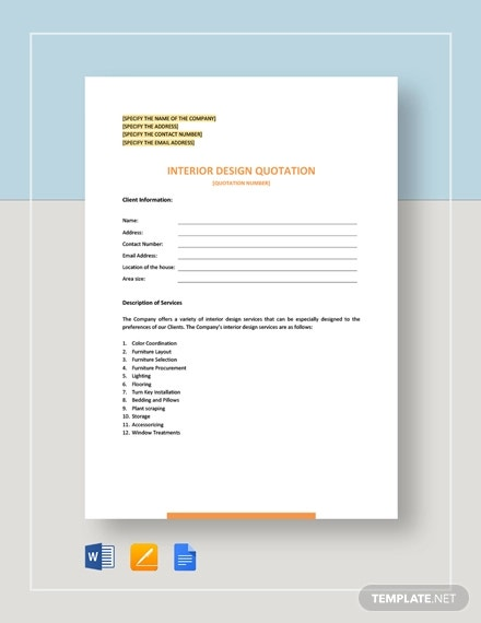design quotation word pdf psd google docs apple
