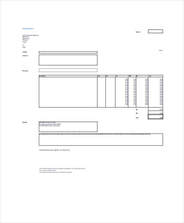 Receipt Book Pdf  Vat Invoice Templates  Sample Example  Free  Premium Templates Invoice Purchase Word with Credit Memo Invoice Word Invoice In Excel How To Fake Receipts Word