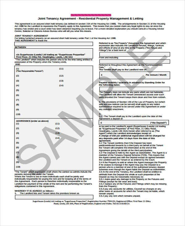 34 Printable Agreement Templates Word Pdf Pages Free