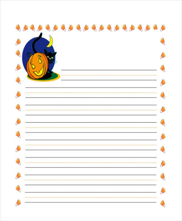 kindergarten writing paper1