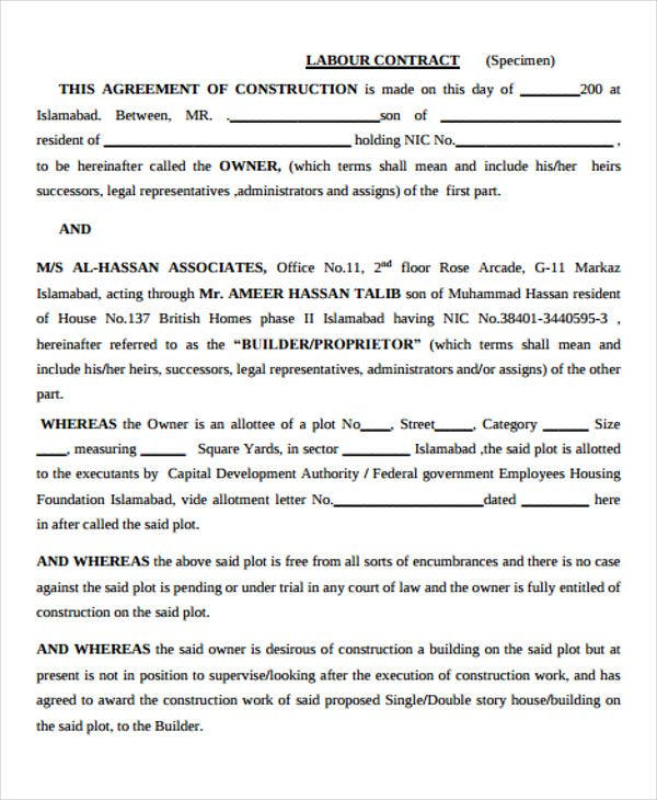 Agreement Templates  Free  Premium Templates