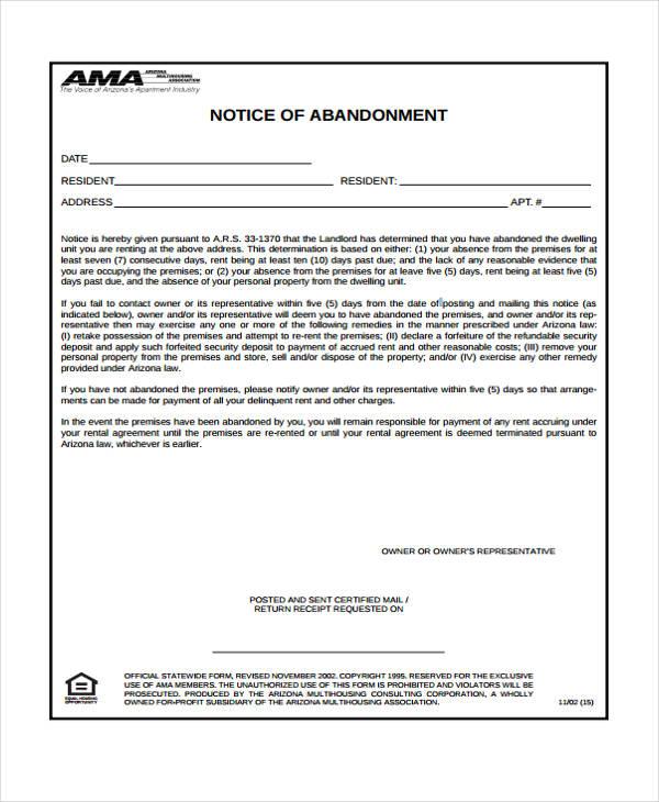 landlord notice2