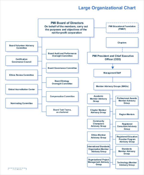 large organizational