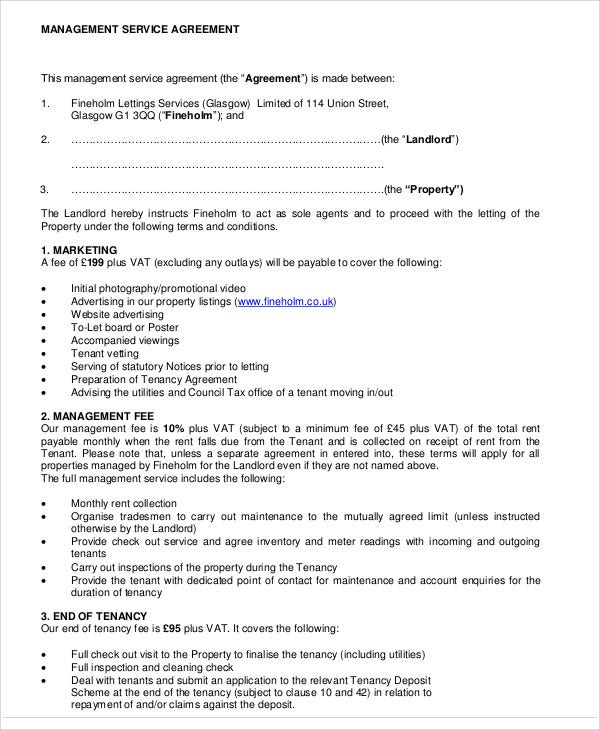 40 sample agreement templates free premium templates for Excluded tenancy agreement template
