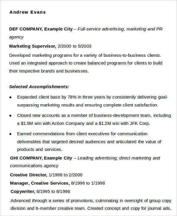 who is a marketing manager pdf