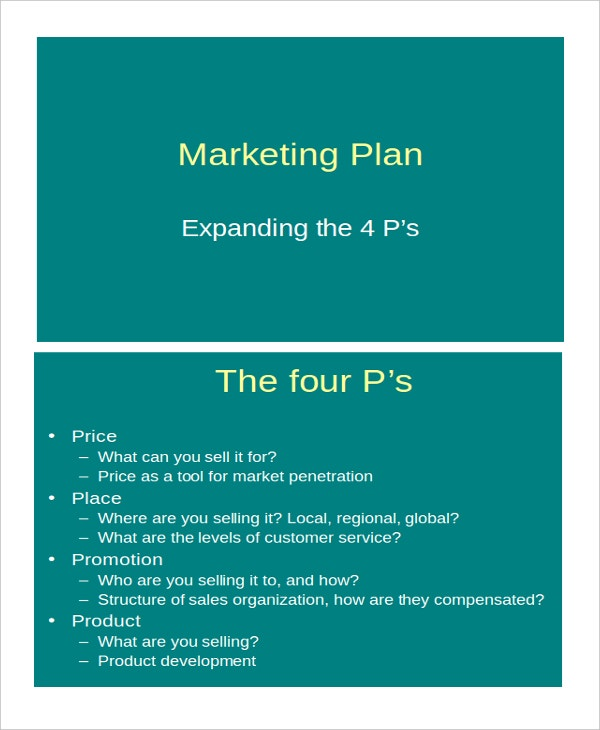 marketing plan1