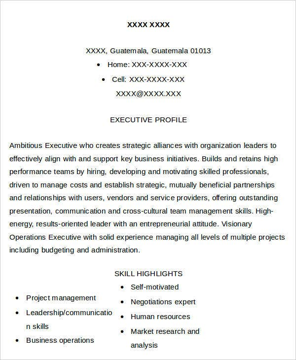 Marketing Research Director Resume