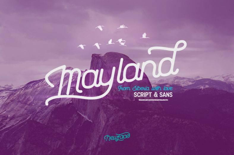 mayland font 788x522