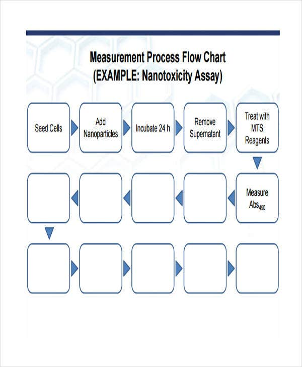 measurement process flow chart