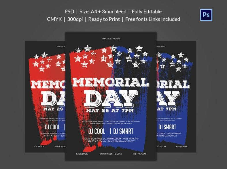 memorial_day_celebrations_poster