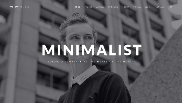 minimalistdrupaltheme