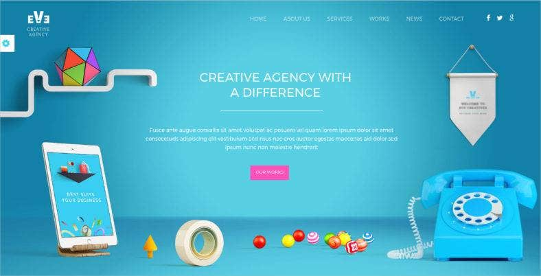New drupal themes for freelancers art responsive for Drupal 404 template