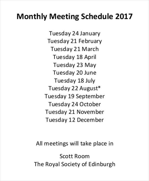 monthly meeting1