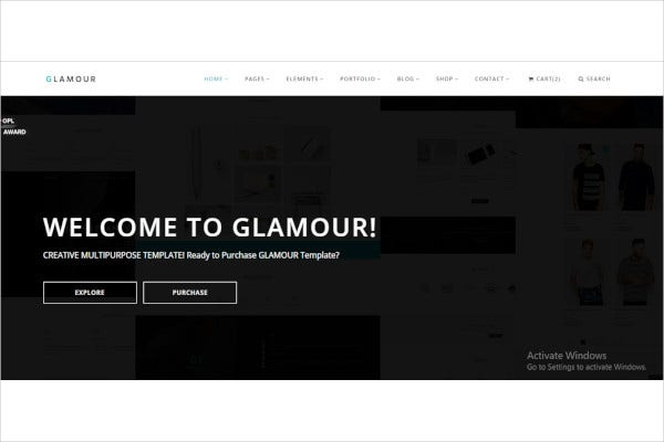 multipurpose onepage multipage drupal 7 8 theme